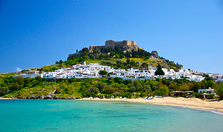 Book a taxi to Lindos